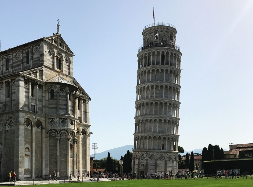 Pisa is more than the tower
