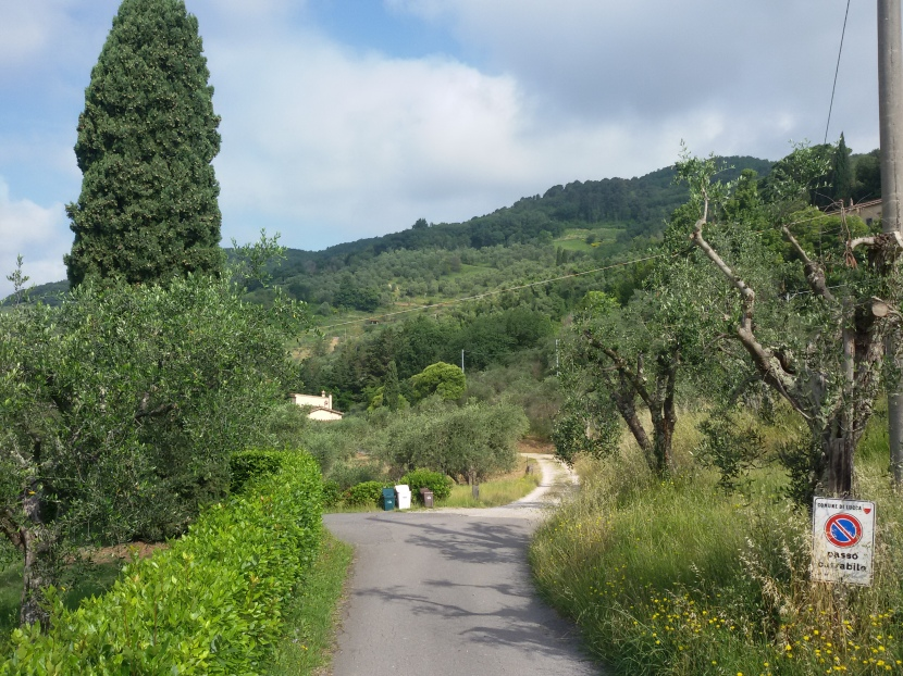 Take a stroll to authentic Tuscany