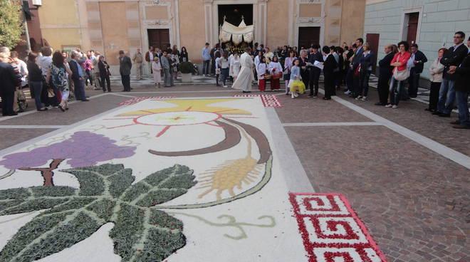 Festivity of Corpus Domini for all ofItaly