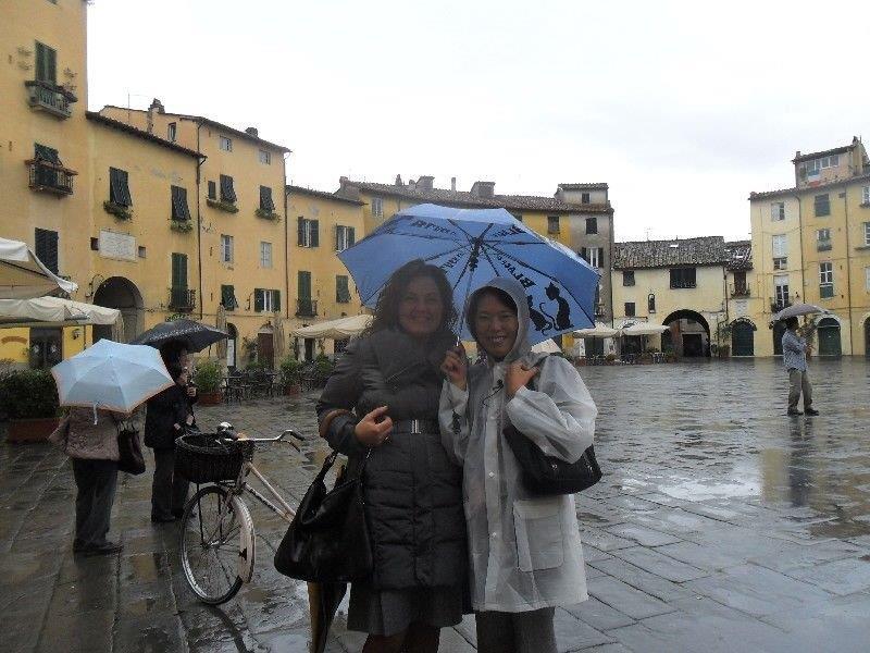 Rainy days can still be fundays