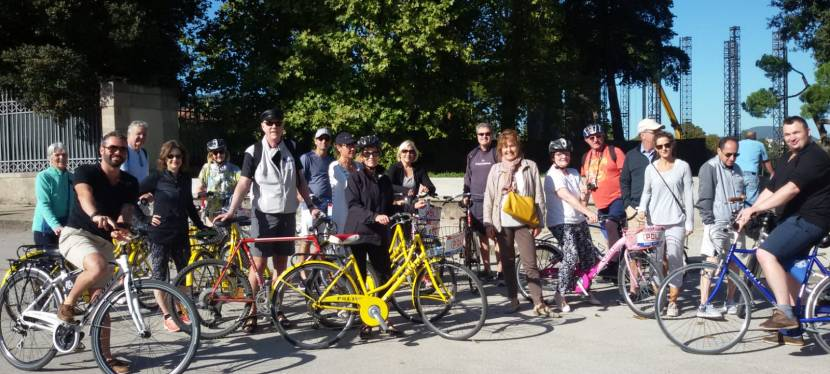 Bike Tour of Lucca