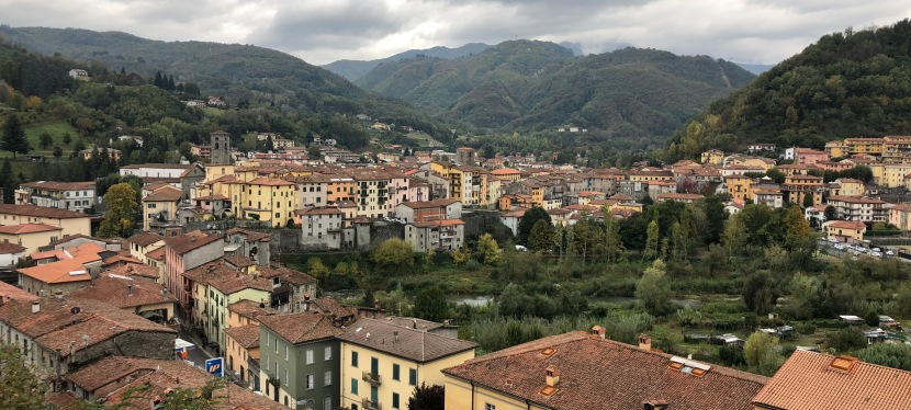 Hidden Tuscany: The views of Garfagnana